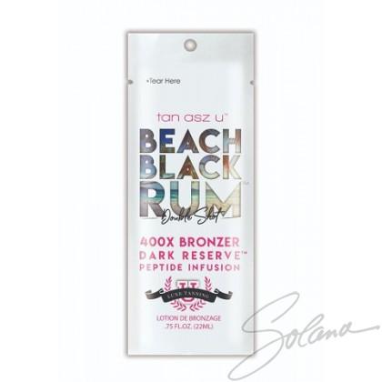BEACH BLACK RUM Packette