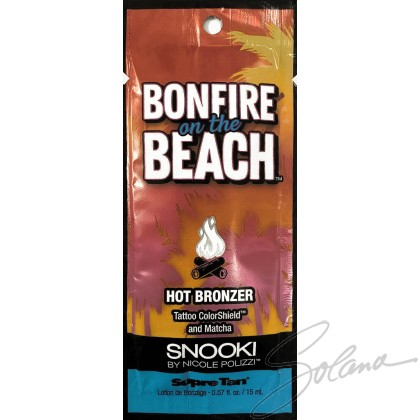 BONFIRE ON THE BEACH Sachet