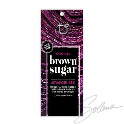 BROWN SUGAR ORIGINAL DARK 45xBRONZERS + WARM Sachet