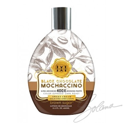 DOUBLE DARK BLACK CHOCO. MOCHACCINO 13.5on