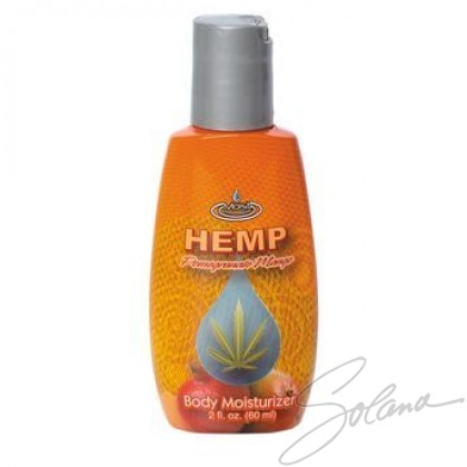 HEMP POMEGRANATE MANGO MOISTURIZER 2oz