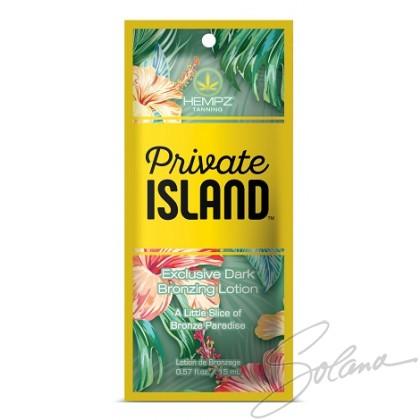 PRIVATE ISLAND 9.5on Sachet