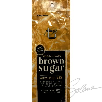 SPECIAL DARK BROWN SUGAR SACHET