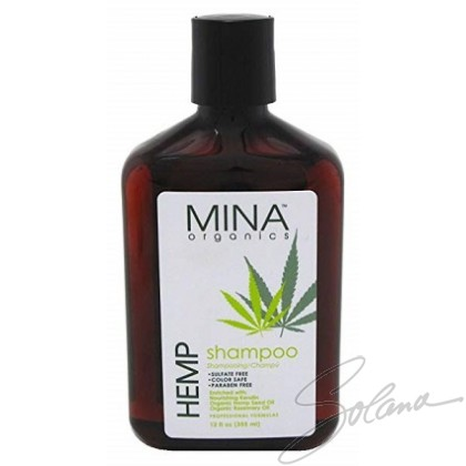 ORGANICS HEMP SHAMPOOING 12on