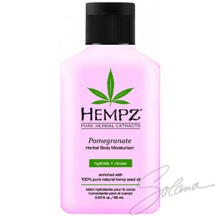 HEMPZ HYDRATANT POMMEGRENADE 2.25on