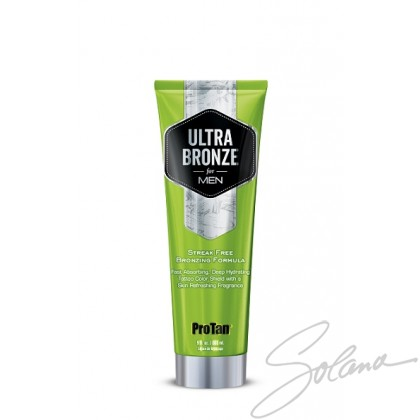 PRO TAN FOR MEN ULTRA BRONZE NATURAL BRONZER 9on