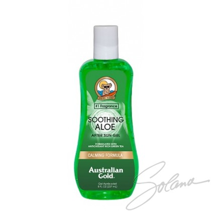 FREEZE SOOTHING GEL ALOËS 8on