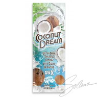 COCONUT DREAM 15X Clear Bronzer Sachet