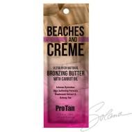 BEACHES & CRÈME NATURAL BRONZER BEURRE Sachet