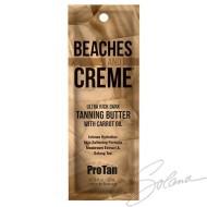 BEACHES & CRÉME TANNING BUTTER Sachet