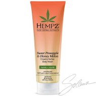 HEMPZ SWEET PINEAPPLE & HONEY MELON NETTOYANT CORPOREL 8.5oz